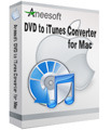 cheap Aneesoft DVD to iTunes Converter for Mac