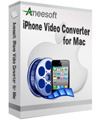 Aneesoft iPhone Video Converter for Mac discount coupon