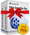 Aneesoft Video Converter Suite for Mac discount coupon