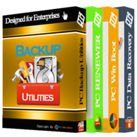 45% OFF PC Disk Tools All-in-One Bundle