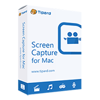 Tipard Screen Capture for Mac - Lifetime