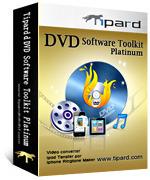 >65% Off Coupon code Tipard DVD Software Toolkit Platinum
