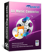 Tipard All Music Converter discount coupon