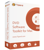 Tipard DVD Software Toolkit for Mac discount coupon
