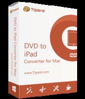 Tipard DVD to iPad Converter for Mac boxshot