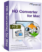Tipard HD Converter for Mac boxshot