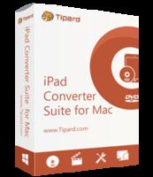 Tipard iPad Converter Suite for Mac boxshot