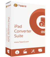 Tipard iPad Converter Suite discount coupon