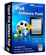>65% Off Coupon code Tipard iPad Software Pack