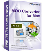 Tipard Mod Converter for Mac boxshot