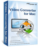 Tipard Video Converter for Mac discount coupon
