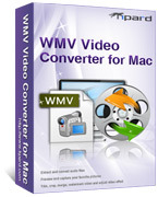 Tipard WMV Video Converter for Mac boxshot