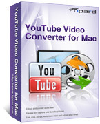 Tipard YouTube Video Converter for Mac boxshot