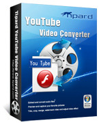 Tipard YouTube Video Converter boxshot