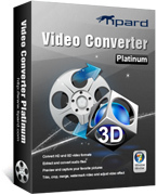 Tipard Video Converter Platinum boxshot
