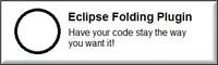>15% Off Coupon code Eclipse Folding Plugin Professional
