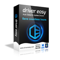 Driver Easy - 100 Computers License / 1 Year boxshot