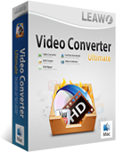 Leawo Video Converter Ultimate for Mac discount coupon