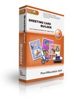 Greeting Card Builder Commercial discount coupon