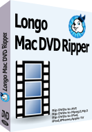 Longo Mac DVD Ripper discount coupon