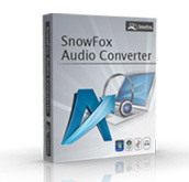 SnowFox Audio Converter discount coupon