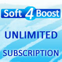 Soft4Boost Unlimited Subscription discount coupon