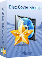 >30% Off Coupon code Soft4Boost Disc Cover Studio
