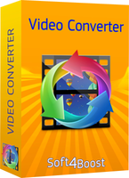Soft4Boost Video Converter discount coupon