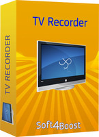 Soft4Boost TV Recorder discount coupon