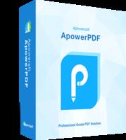 ApowerPDF Personal License (Lifetime Subscription)
