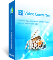 45% OFF Video Converter Studio Personal License (Lifetime Subscription)