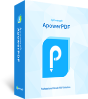 45% OFF Apowersoft PDF Compressor Personal License (Lifetime Subscription)