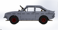 20% OFF Chassis + Escort Body