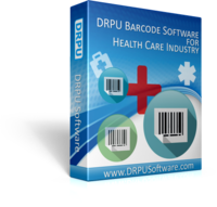 DRPU Healthcare Industry Barcode Label Maker Software