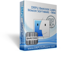 50% OFF DRPU Barcode Label Maker Software (for MAC Machines)