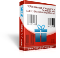 50% OFF DRPU Packaging Supply and Distribution Industry Barcodes