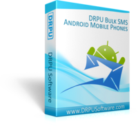 >45% Off Coupon code DRPU Bulk SMS Software for Android Mobile Phones