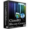 CloneBD Blu-ray Creator - 1 Year License