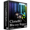 CloneBD Blu-ray Ripper - 1 Year License