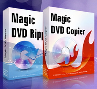 Magic DVD Ripper + DVD Copier (Full License + 1 Year Upgrades) discount coupon