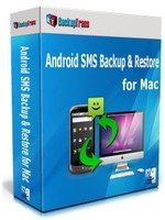 Backuptrans Android SMS Backup & Restore for Mac (Family Edition) discount coupon