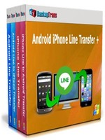 Backuptrans Android iPhone Line Transfer +(Personal Edition) discount coupon