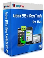 Backuptrans Android SMS to iPhone Transfer for Mac (Personal Edition) discount coupon