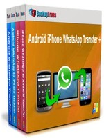 Backuptrans Android iPhone WhatsApp Transfer +(Family Edition) discount coupon