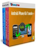 Backuptrans Android iPhone Kik Transfer + (Business Edition) discount coupon