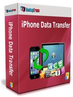 Backuptrans iPhone Data Transfer (Business Edition) discount coupon