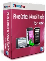 Backuptrans iPhone Contacts Backup & Restore for Mac (Family Edition) discount coupon