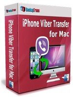 Backuptrans iPhone Viber Transfer for Mac (Family Edition) discount coupon