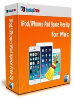 Backuptrans iPod/iPhone/iPad Space Free Up for Mac (Family Edition) discount coupon