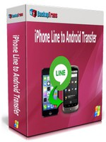 Backuptrans iPhone Line to Android Transfer (Personal Edition) discount coupon